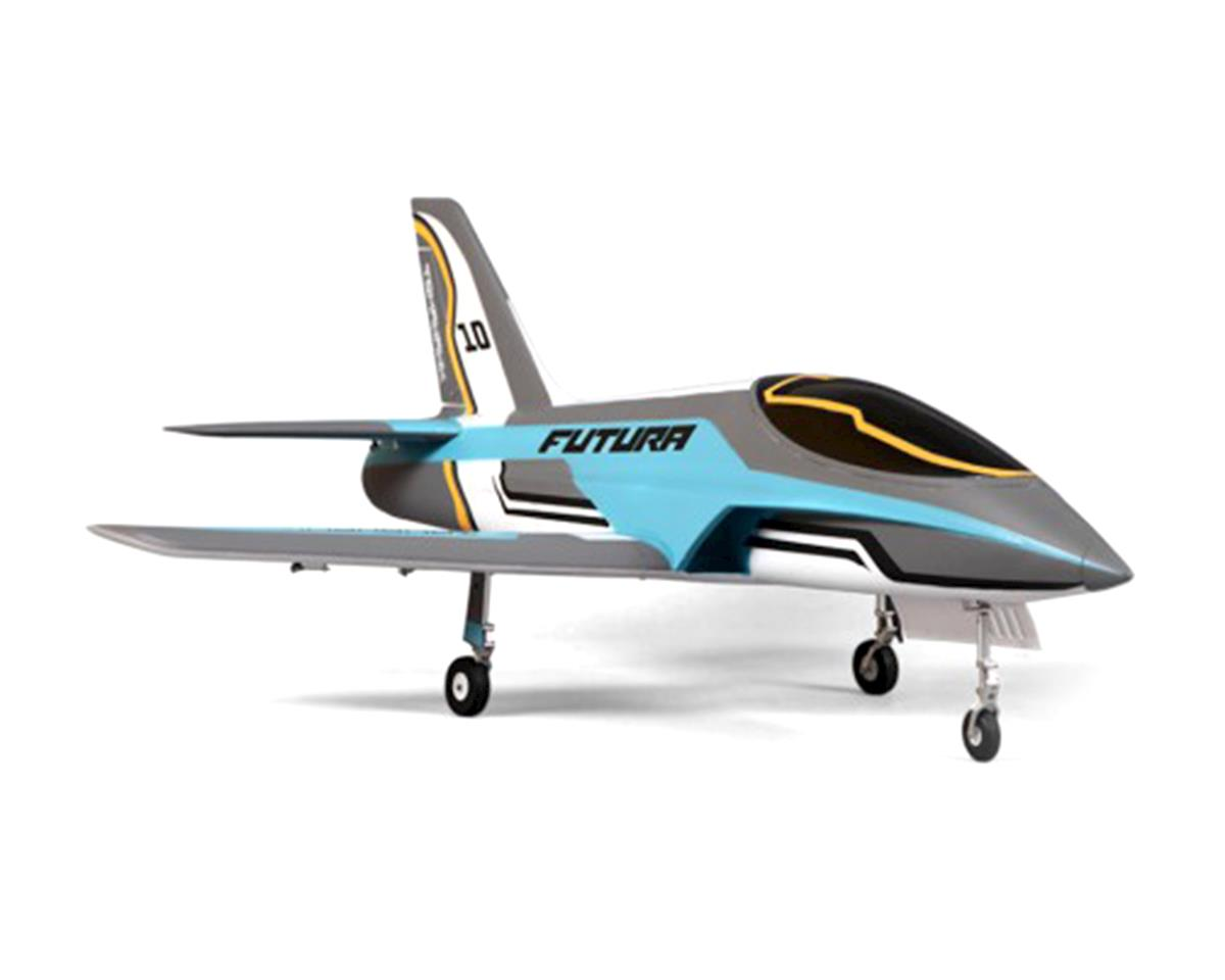 Image 5 for FMS Futura V2 80mm Plug-N-Play Electric Ducted Fan Airplane (1060mm)