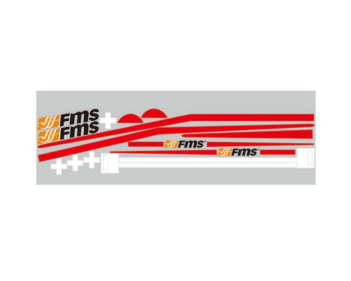 FMS Sticker 1.5m : MOA