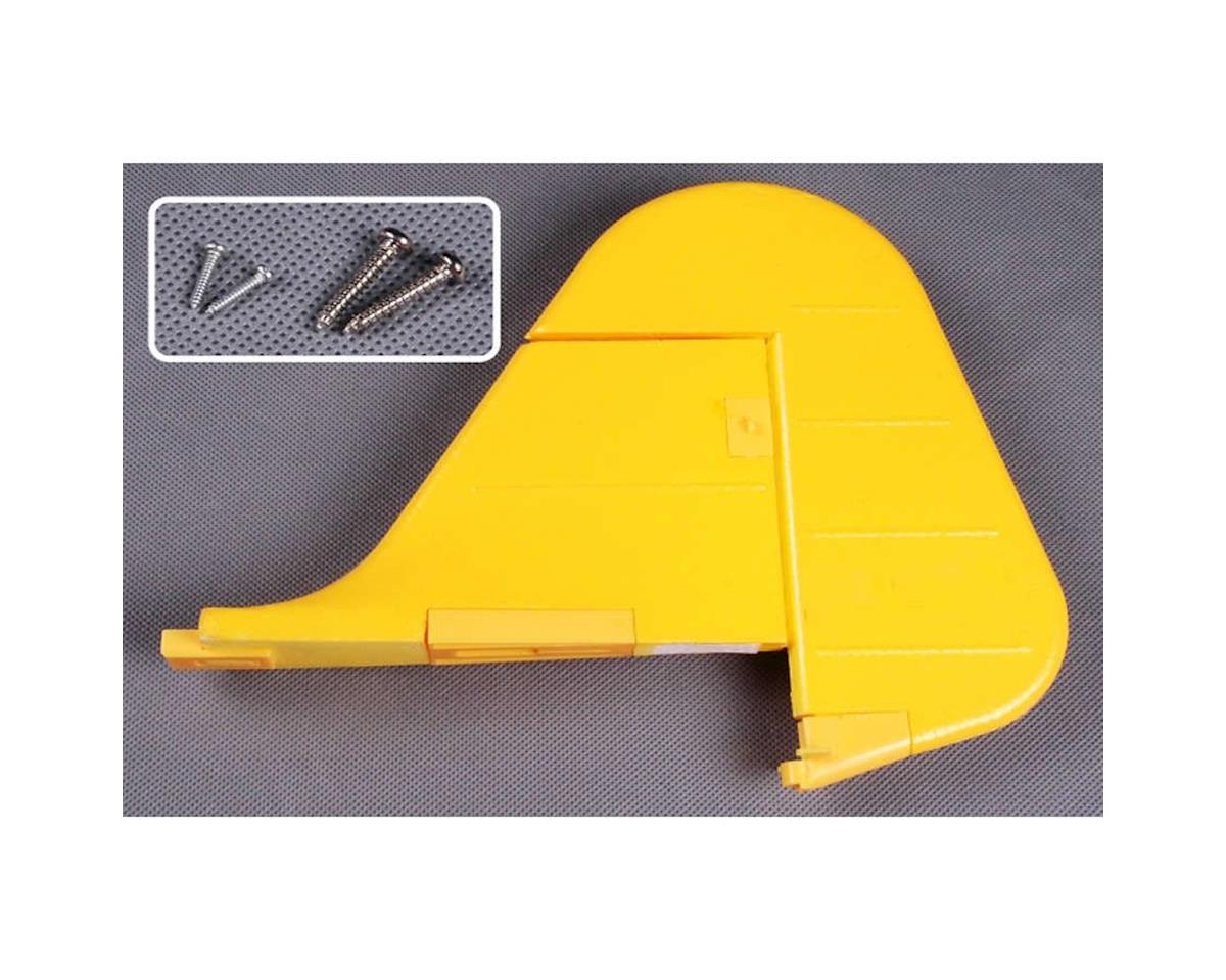 FMS Rudder: J3 1400mm