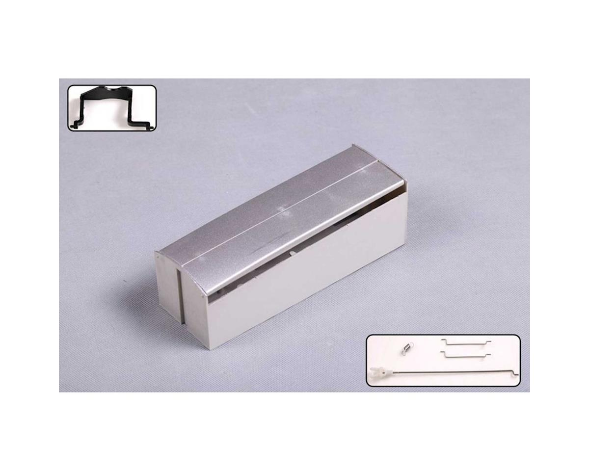 Front Gear Cover: 1400mm T-28 Silver