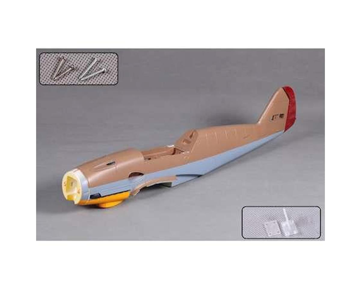 FMS Fuselage, Brown: BF109 1400mm
