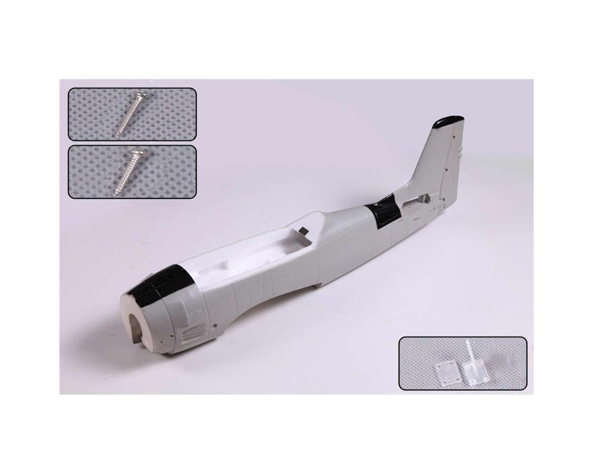 FMS Fuselage, Grey: T-28 800mm