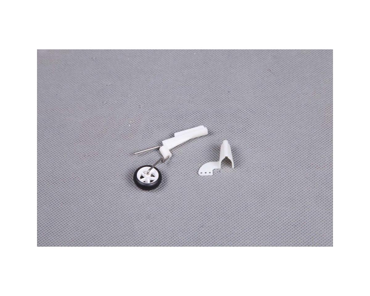 FMS Misc. Parts Tail Wheel: BF109 800mm