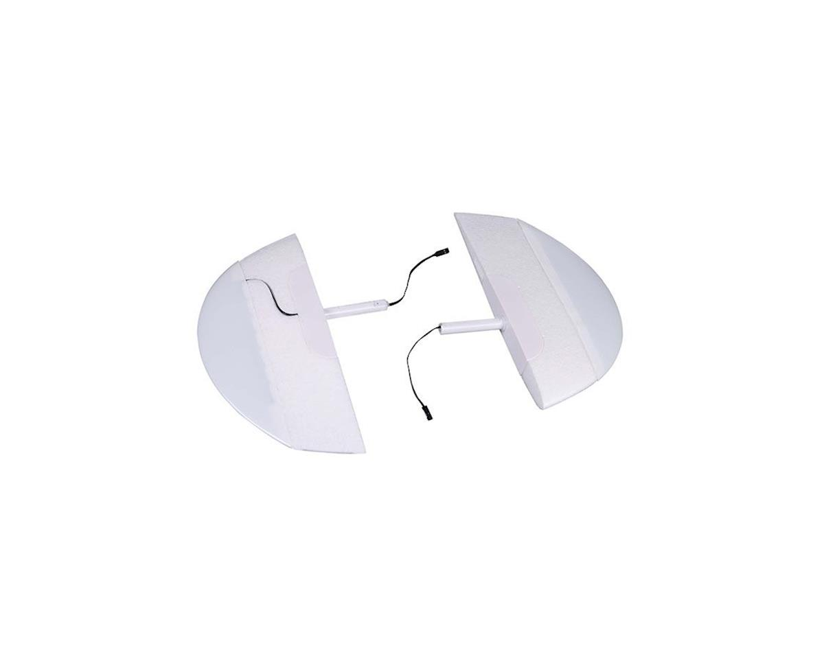 FMS Misc. Parts Wing Tip Set, Aileron: Firefly 1.1m  LED