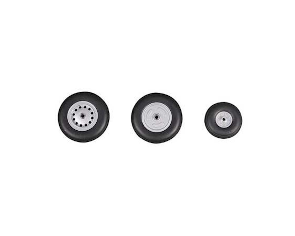 FMS Wheel Set: A-10 1500mm