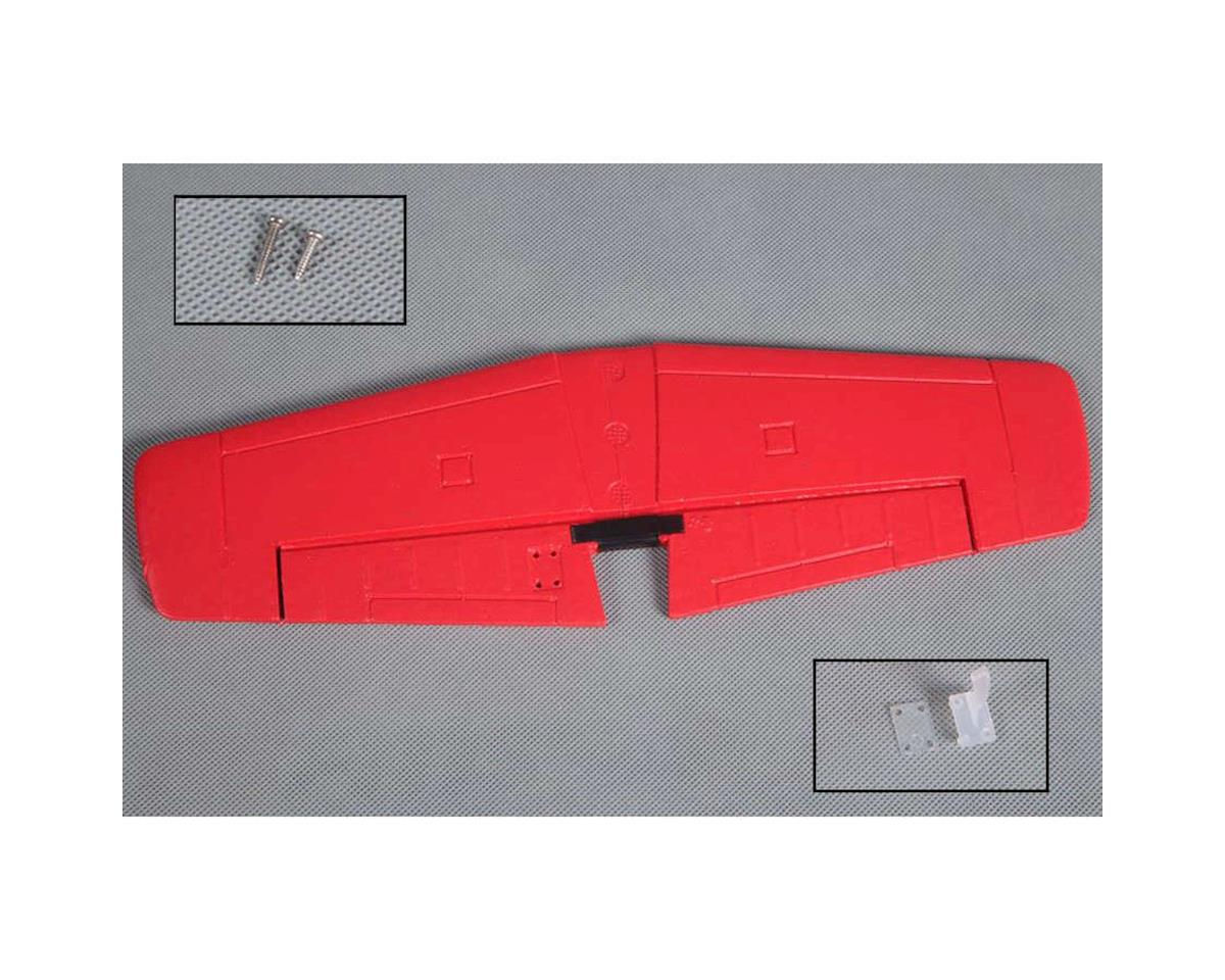 FMS Horizontal Stabilizer: P51D Red Tail 800mm