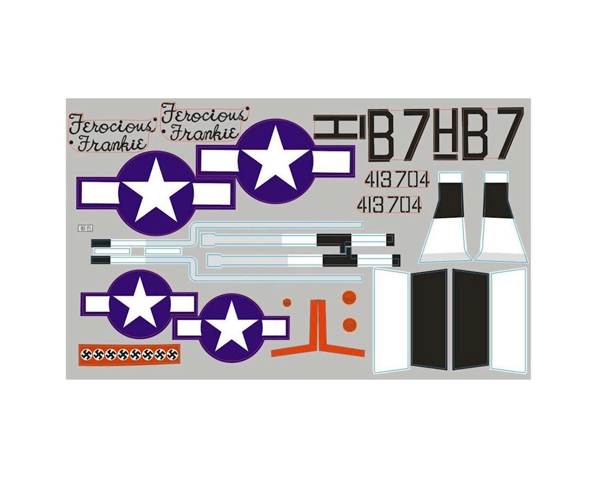 FMS Stickers: P51D Frankie 1700mm
