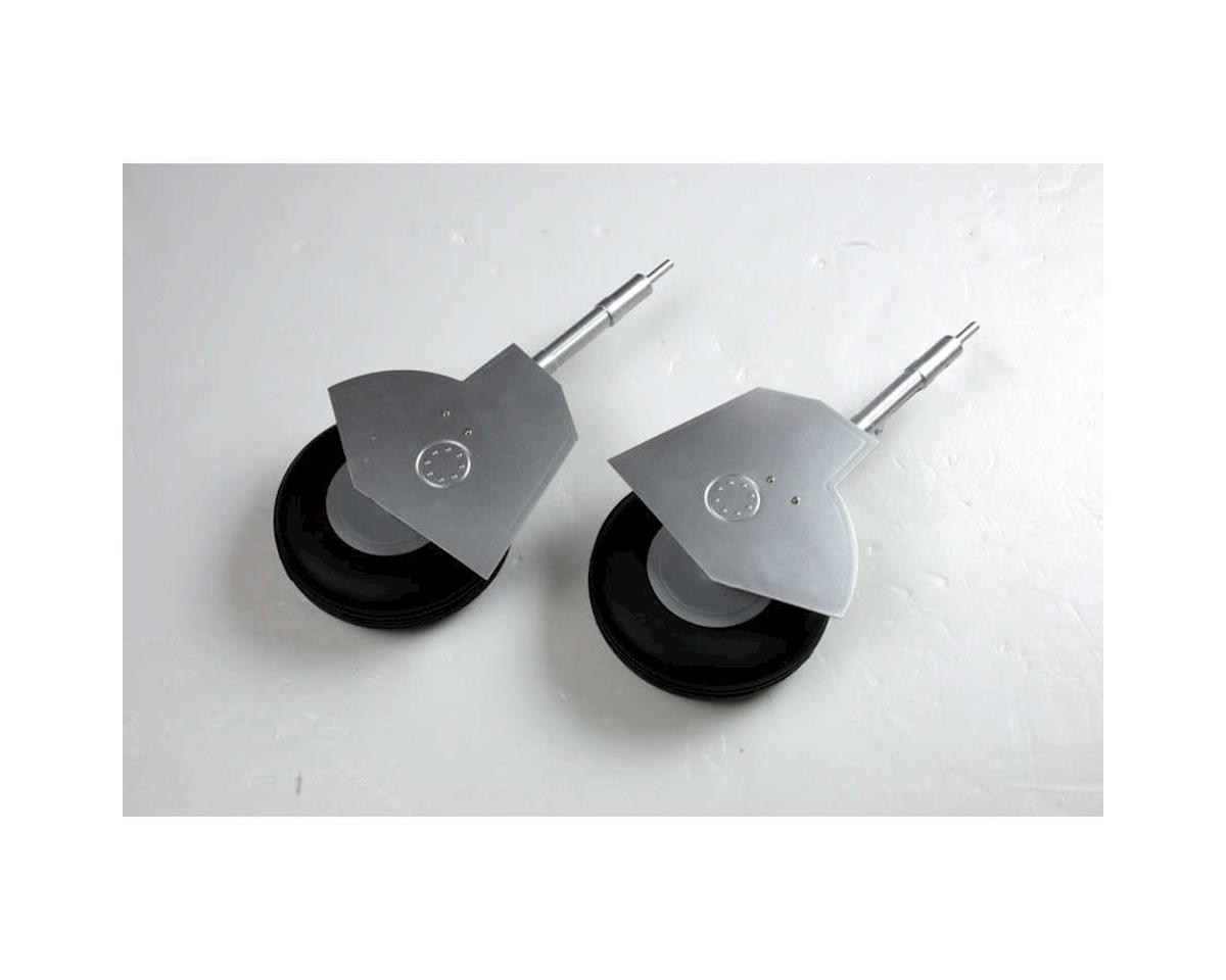 FMS Main Gear, Silver: P47 1700mm