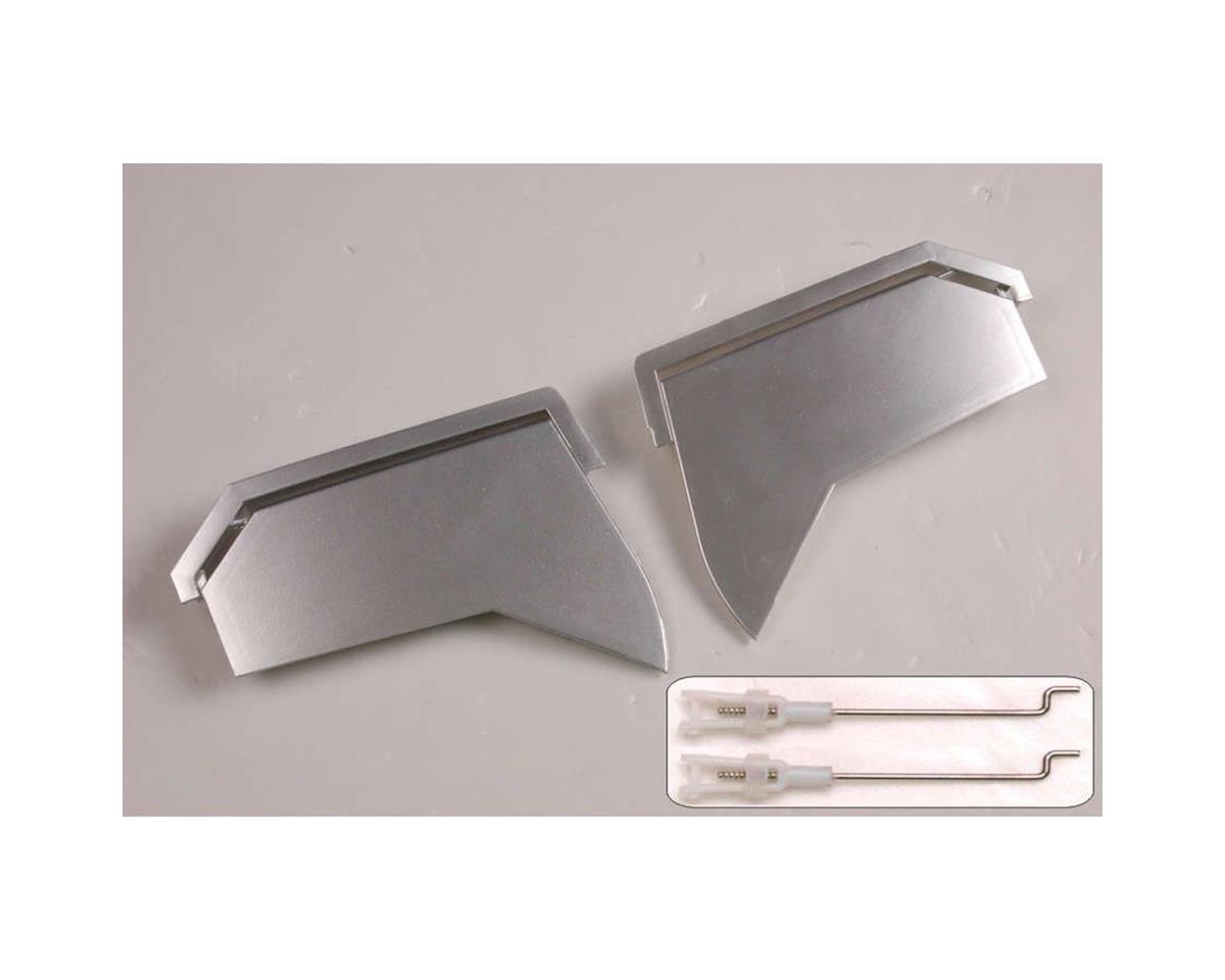 FMS Main Door, Silver: P47 1700mm