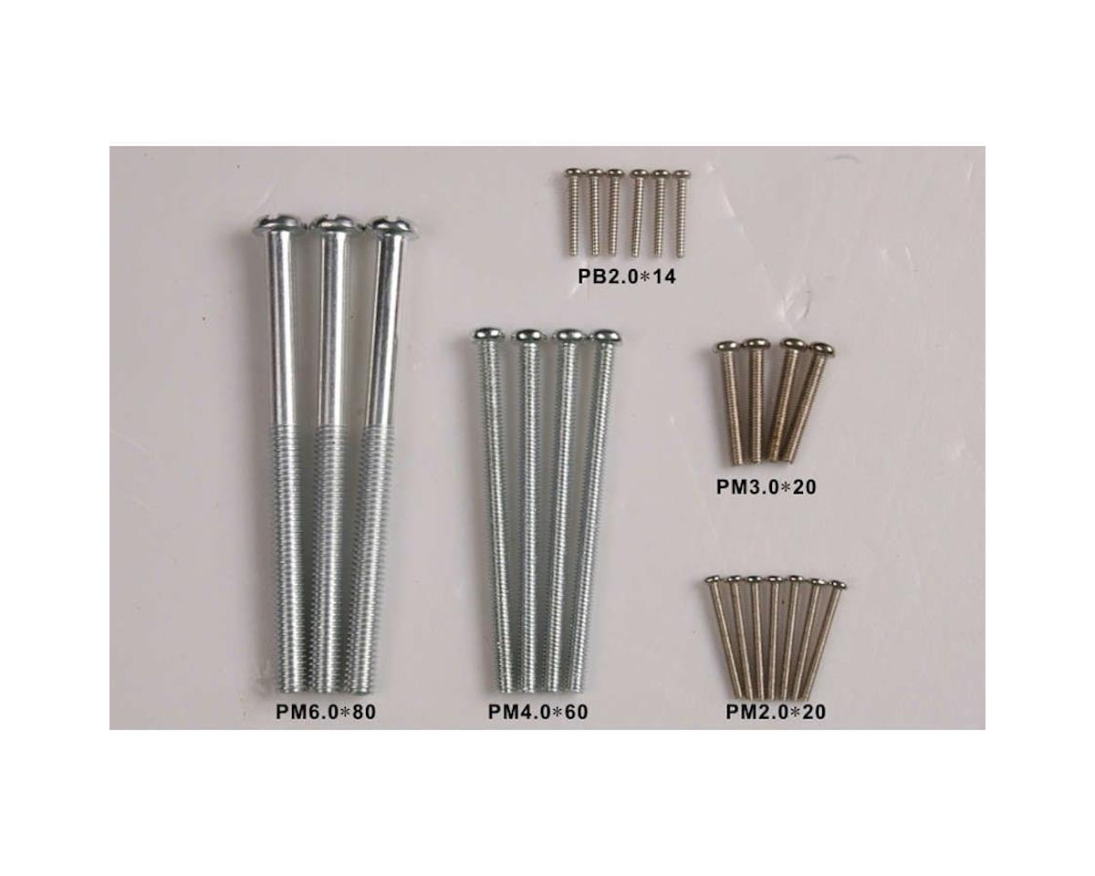 FMS Screws Set, Silver: P47 1700mm