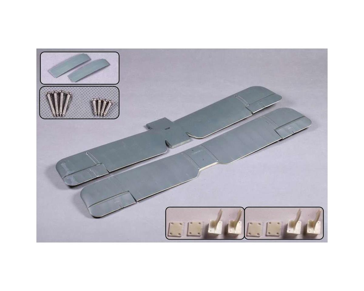 FMS Main Wing: HS-123 1100mm