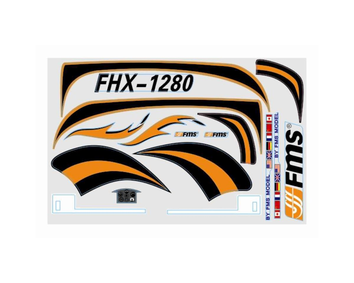 FMS Sticker: Easy Trainer 1280mm