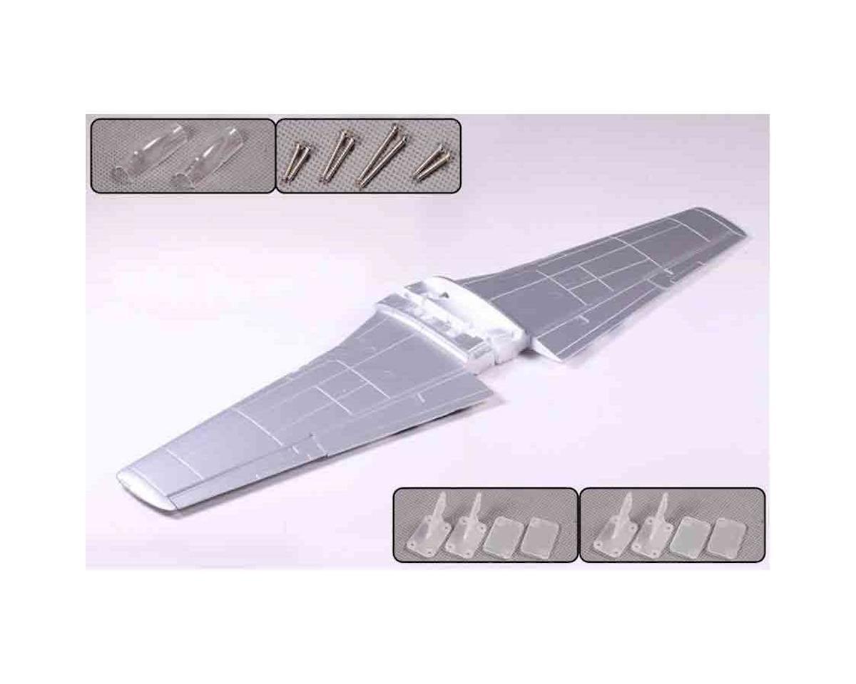 FMS Wing: P51D Petie 1400mm