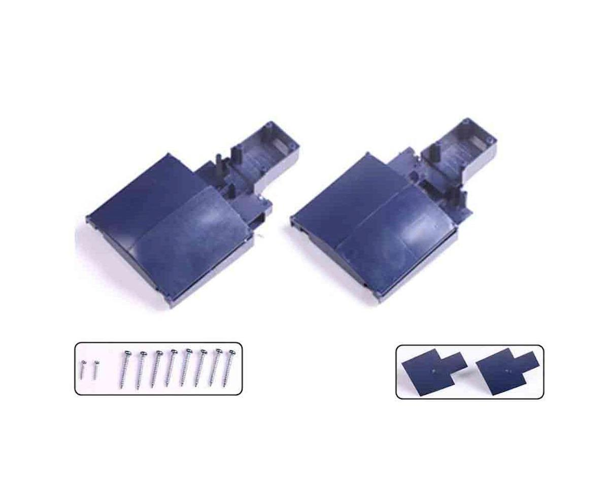 FMS Main Gr Door, Blue: F4U-4 1400mm