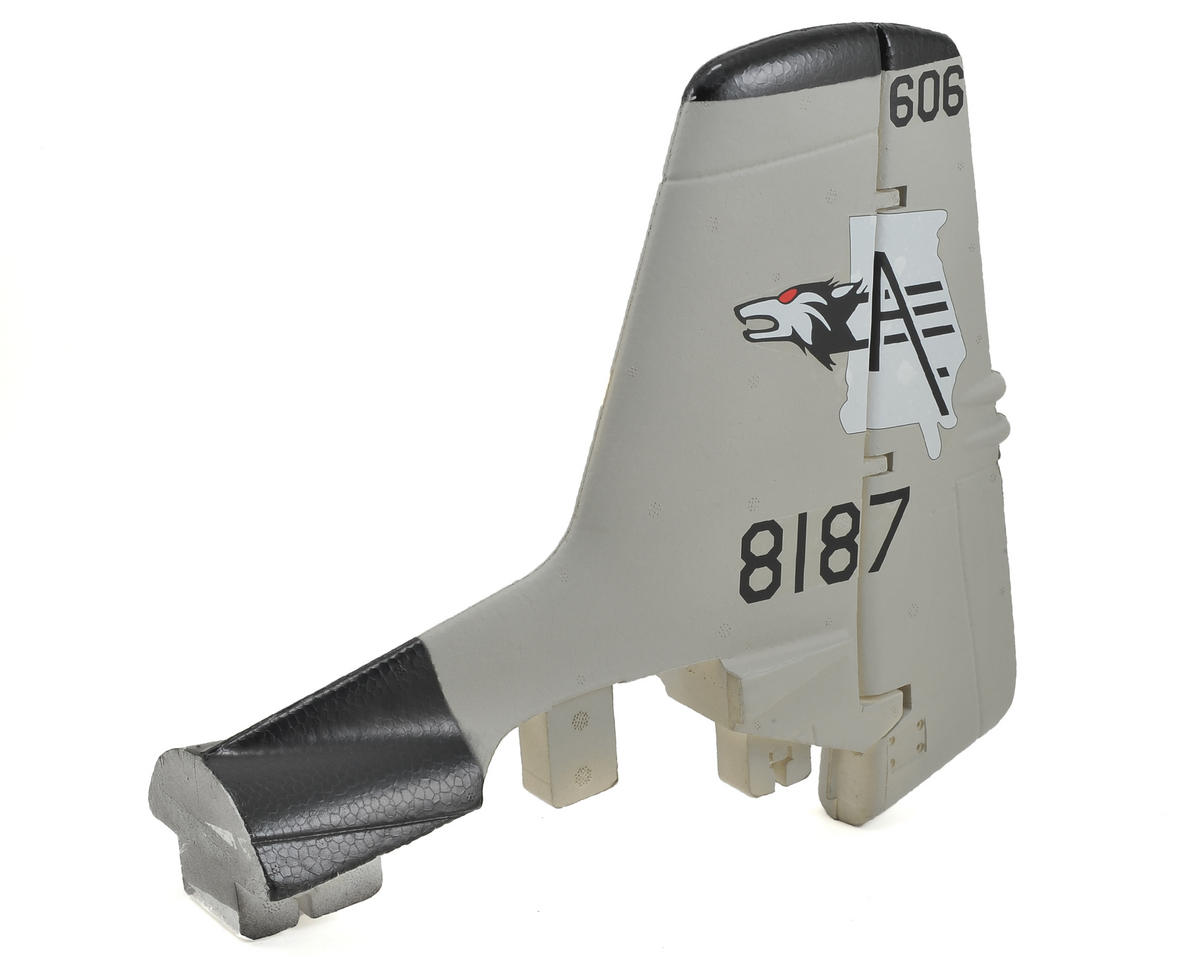 FMS Vertical Stabilizer (Grey)