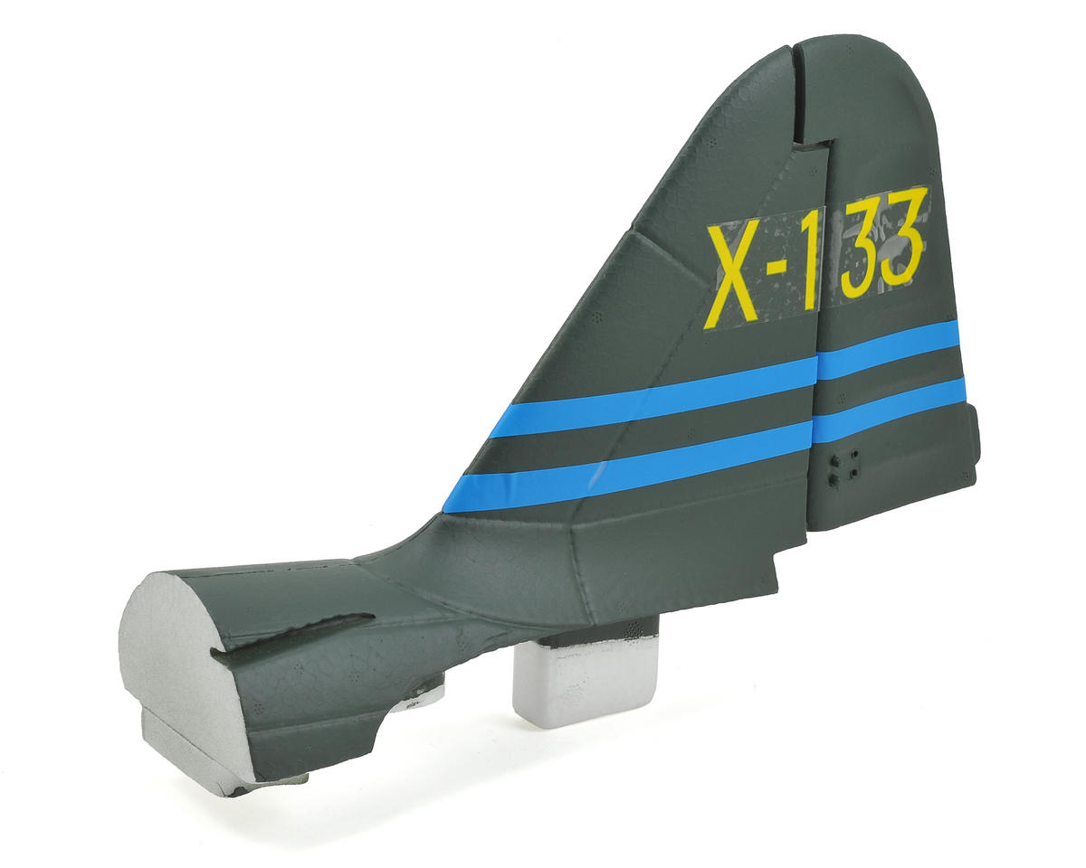 FMS Rudder (Green)