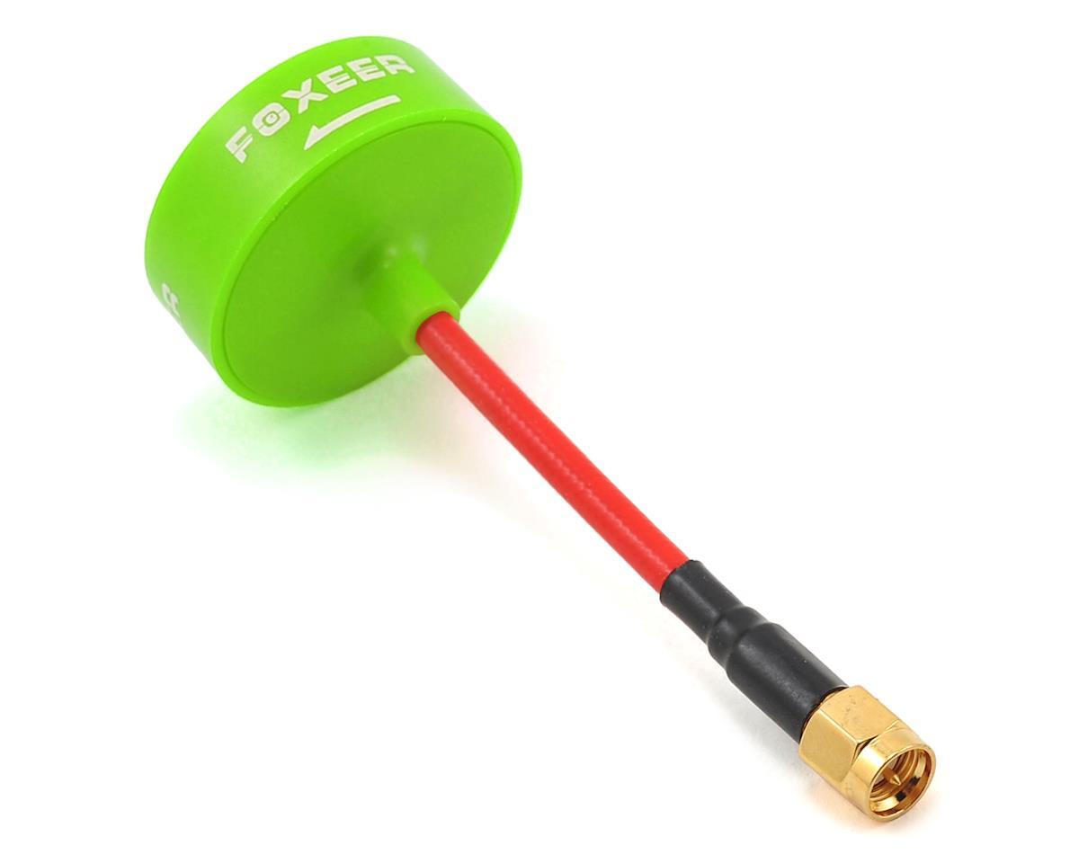 Foxeer 5.8GHz Circular Polarized Omni Antenna (LHCP) (SMA) (Green)