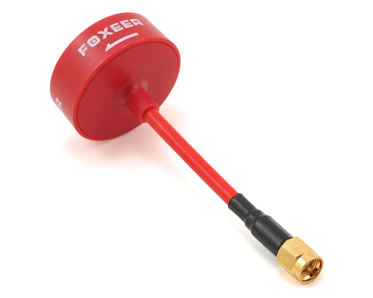 5.8GHz Circular Polarized Omni Antenna (LHCP) (SMA) (Red)