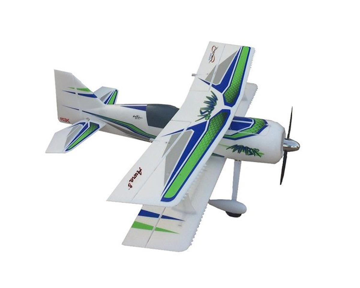 Flex Innovations Mamba 10 Super PNP Electric Airplane (Green) (1033mm)