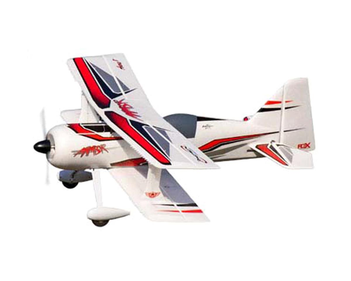 Flex Innovations Mamba 10 Super PNP Electric Airplane (Red) (1033mm)