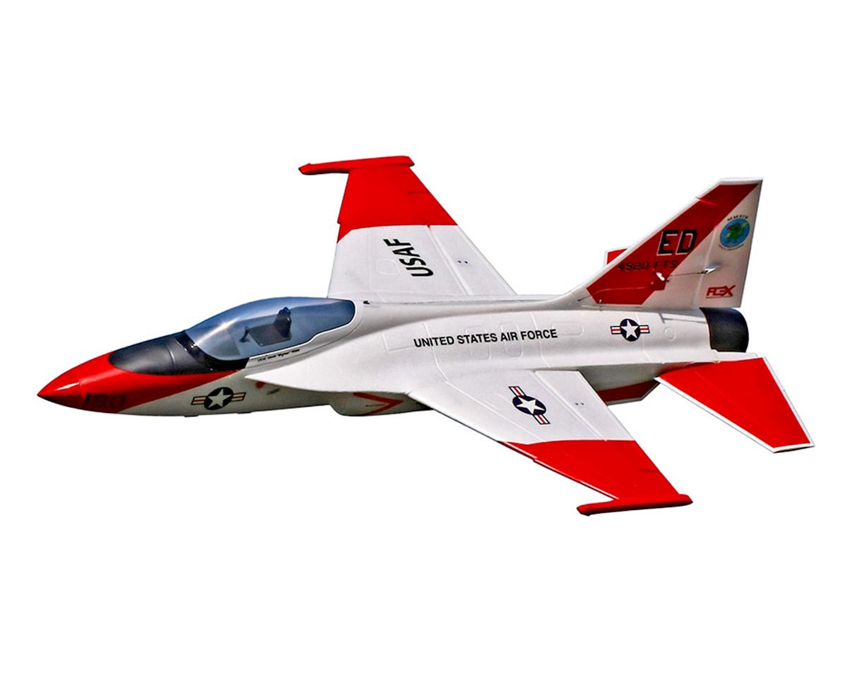 Flex Innovations Flex Jet Super PNP Electric Airplane (Orange) (1056mm)