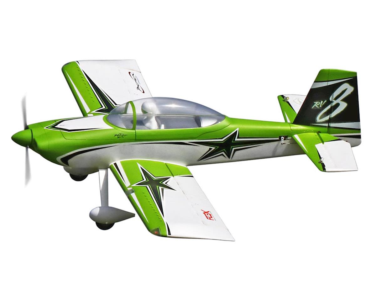 Flex Innovations RV-8 Super PNP Electric Airplane (Night Green) (1685mm)