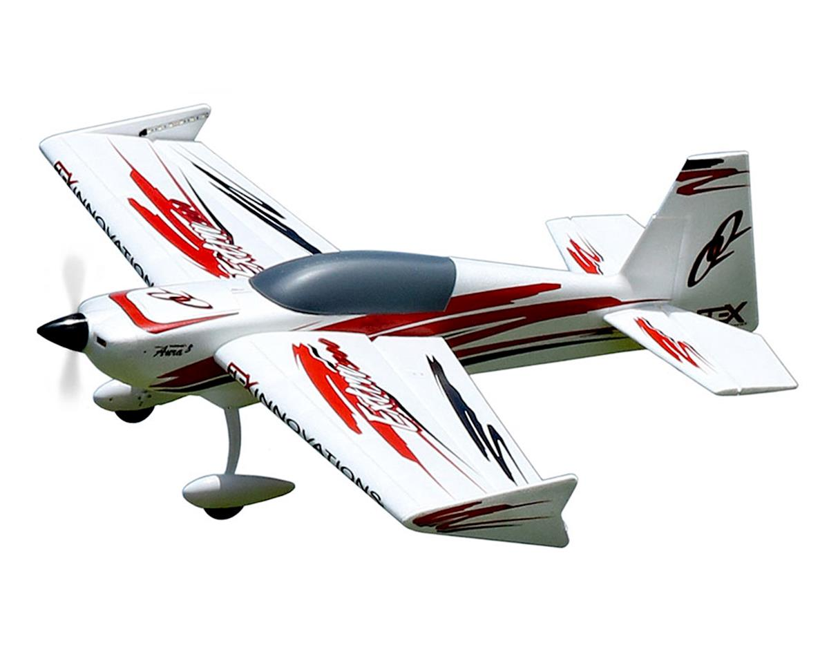 Flex Innovations QQ Extra 300G2 Super PNP Electric Airplane (Red) (1215mm)