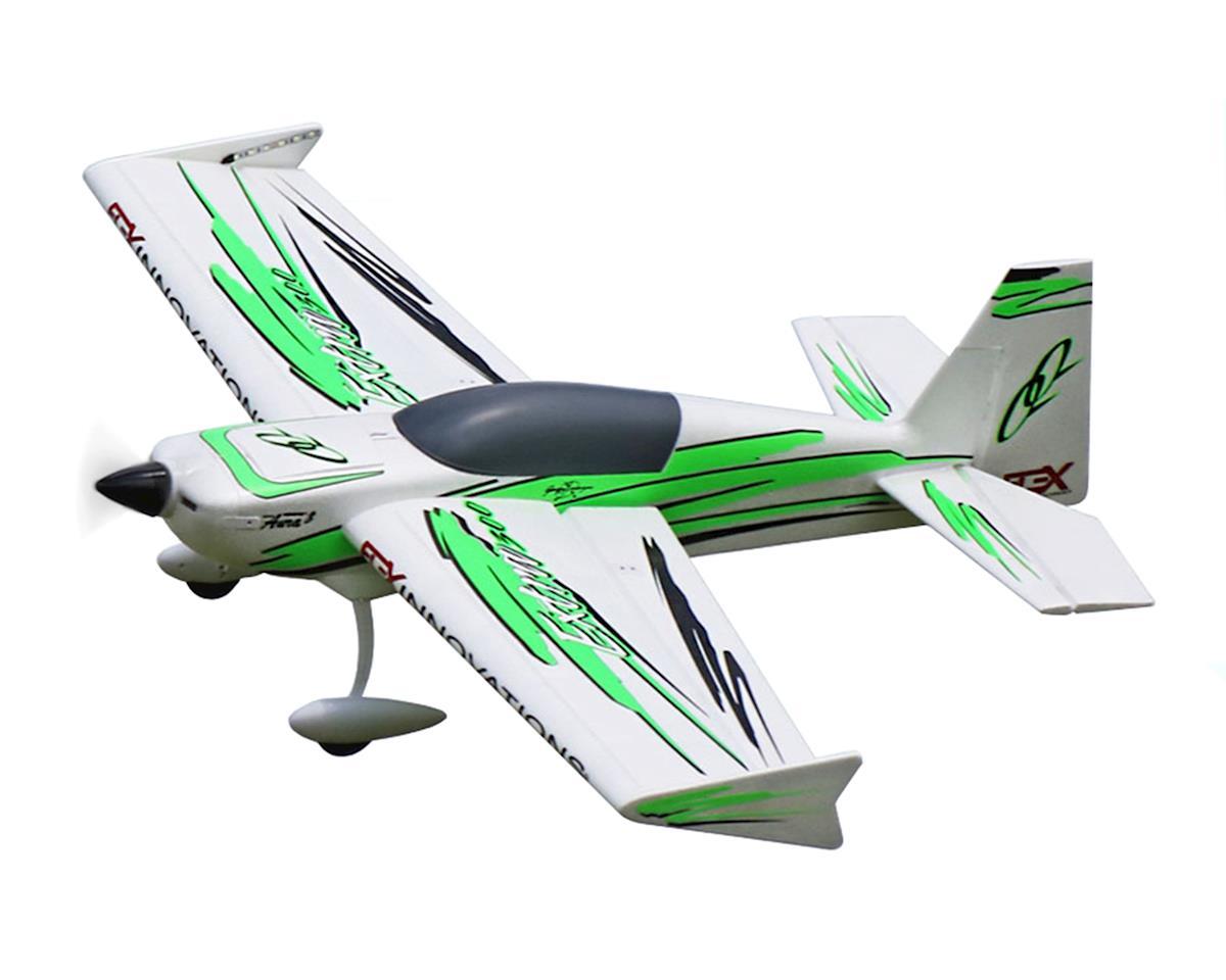 Flex Innovations QQ Extra 300G2 Super PNP Electric Airplane (Night Green)