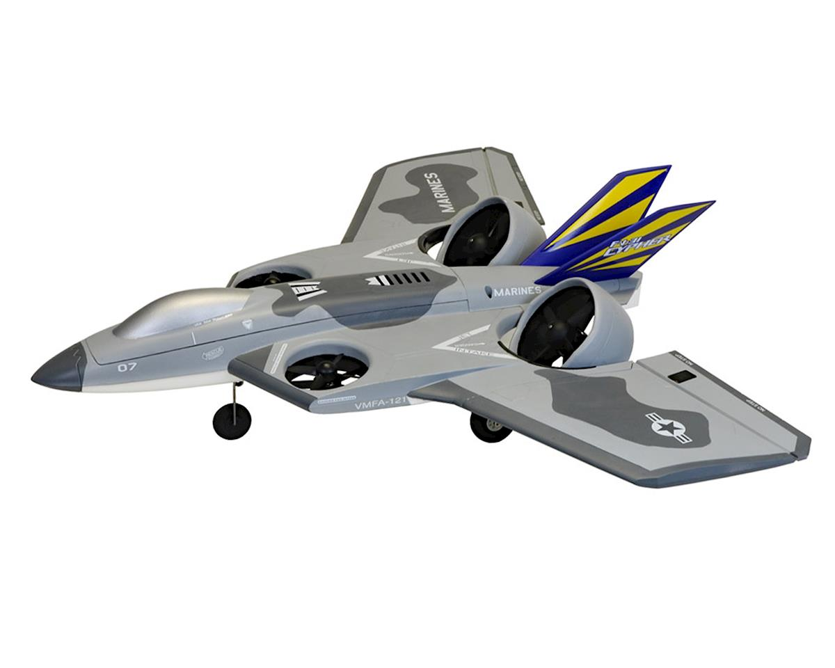 Flex Innovations FV-31 Cypher Super PNP Electric Airplane (Grey) (970mm)