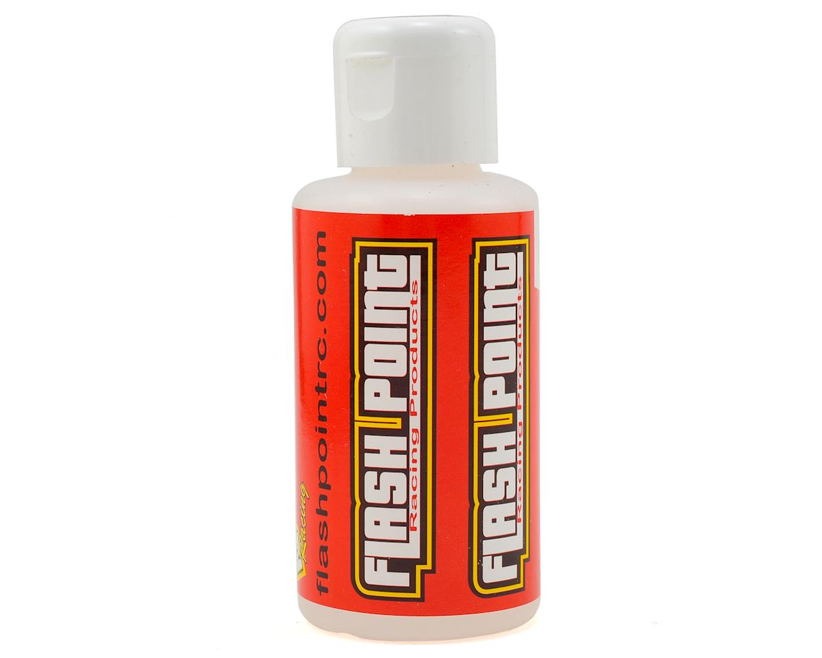 Silicone Shock Oil (75ml) (350cst) by Flash Point Racing