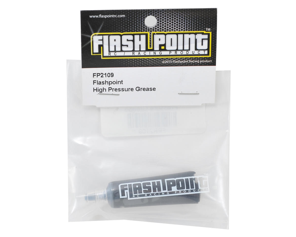 Flash Point High Pressure Grease