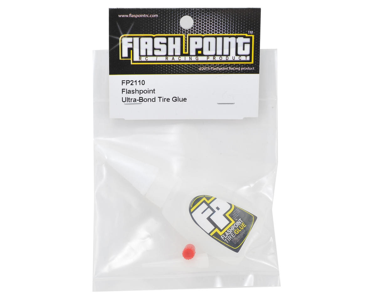 Flash Point Racing Ultra- Bond Tire Glue