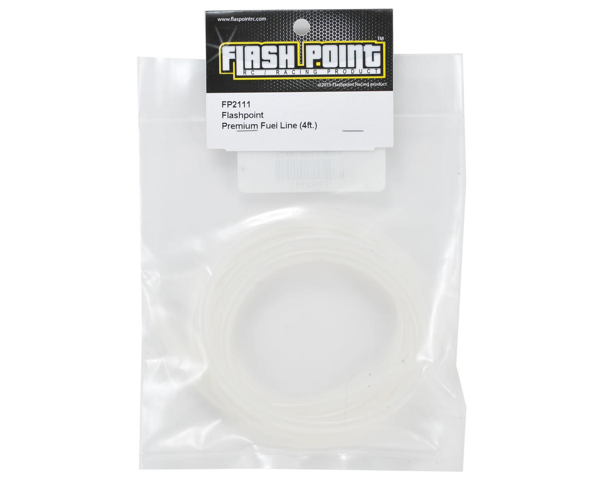 Premium Fuel Line (4Ft) by Flash Point