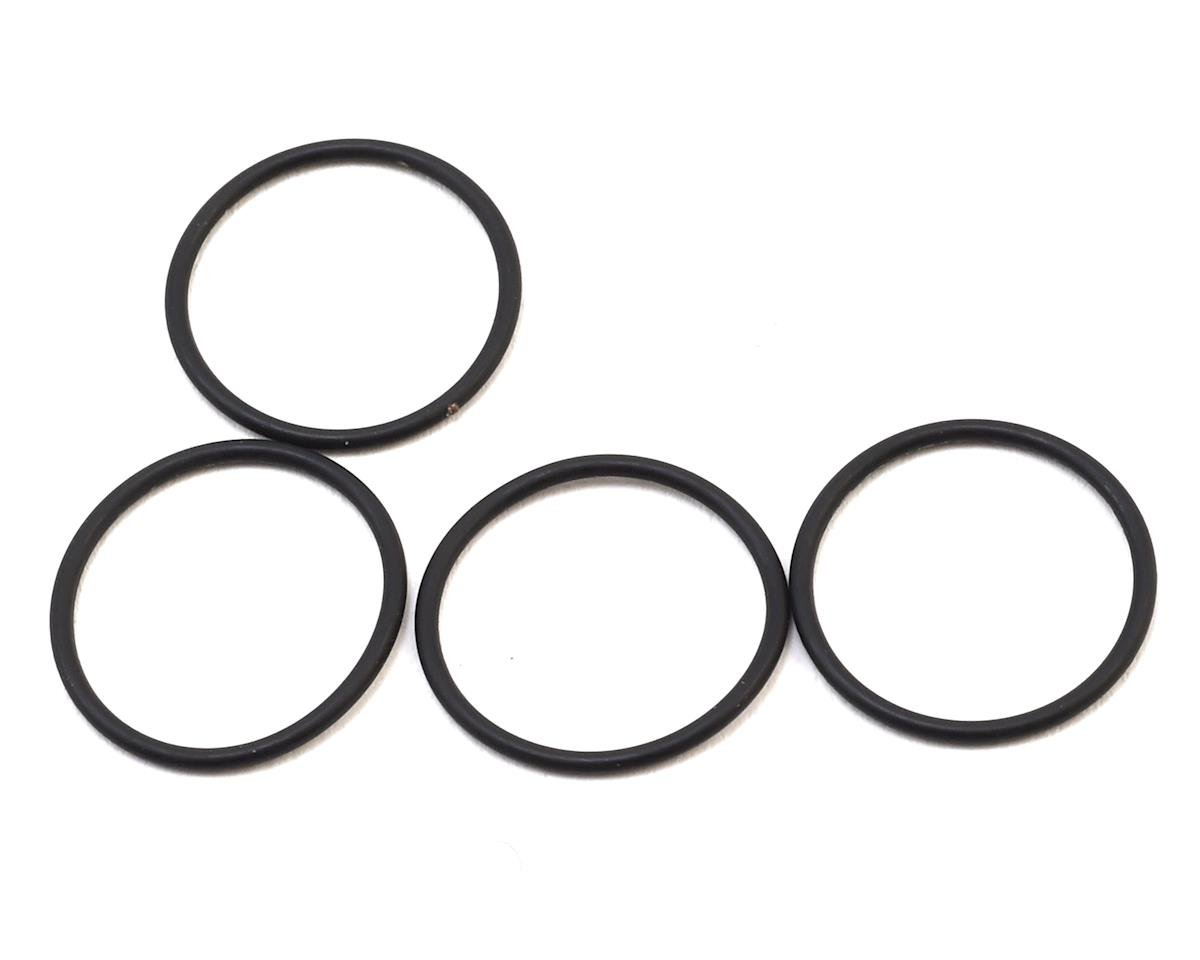 Flash Point 16mm Brass Piston Replacement O-Rings (4) (Mugen MBX7R)