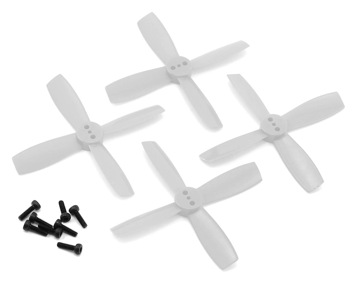 Furious FPV High Performance 2435-4 Propellers (2CW & 2CCW) (White)