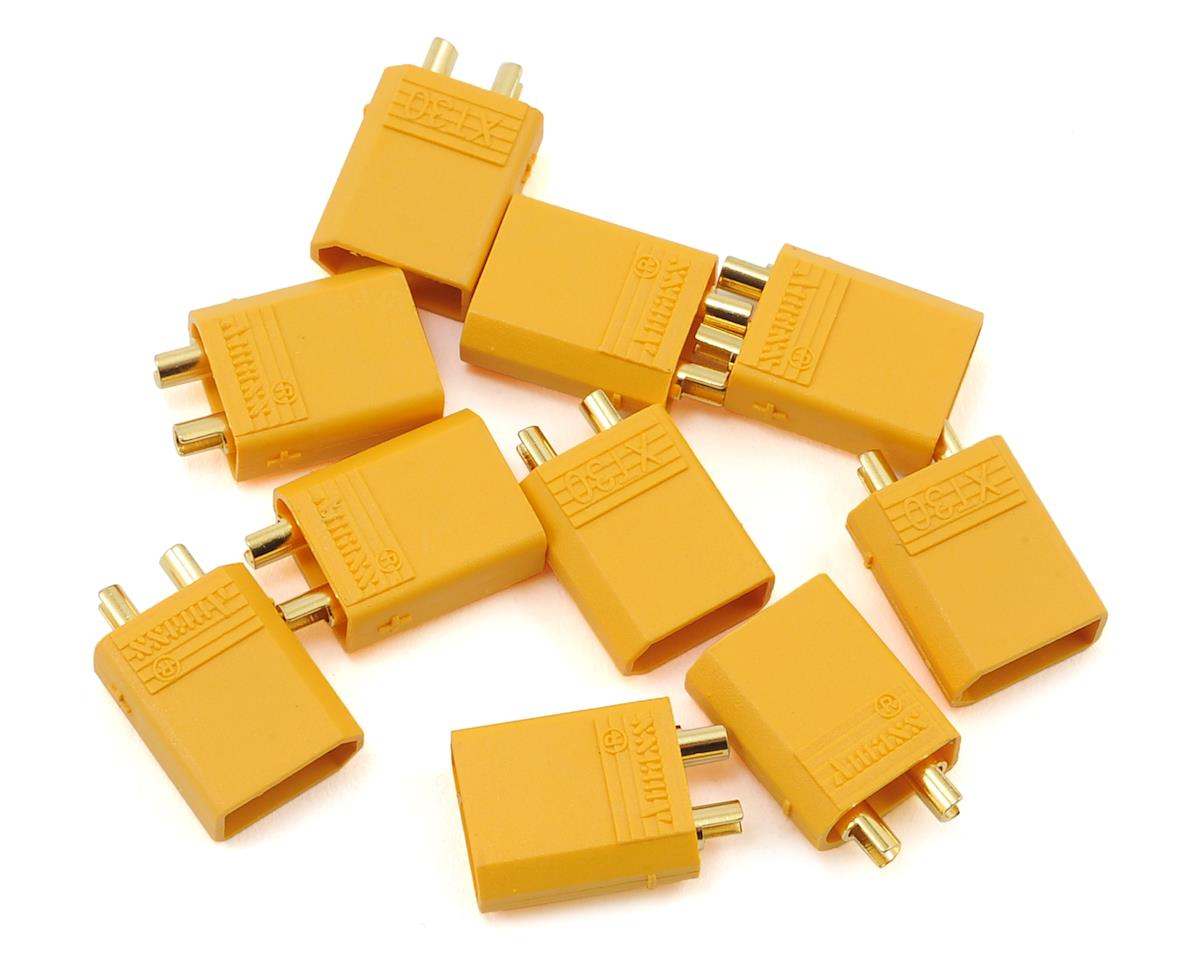 Furious FPV XT30 Power Connector (Male) (10)