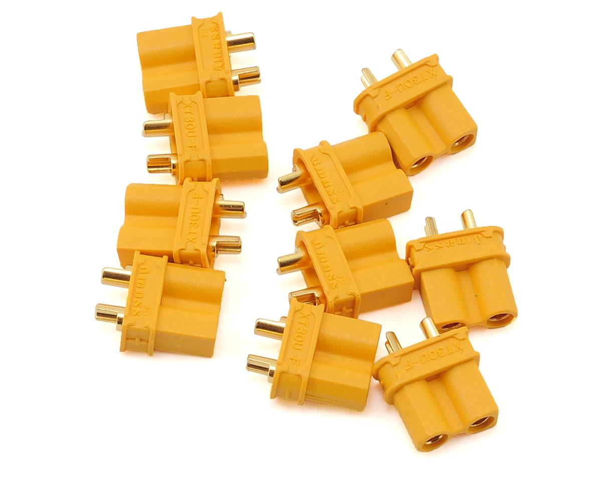 XT30 Power Connector (Female) (10) by Furious FPV
