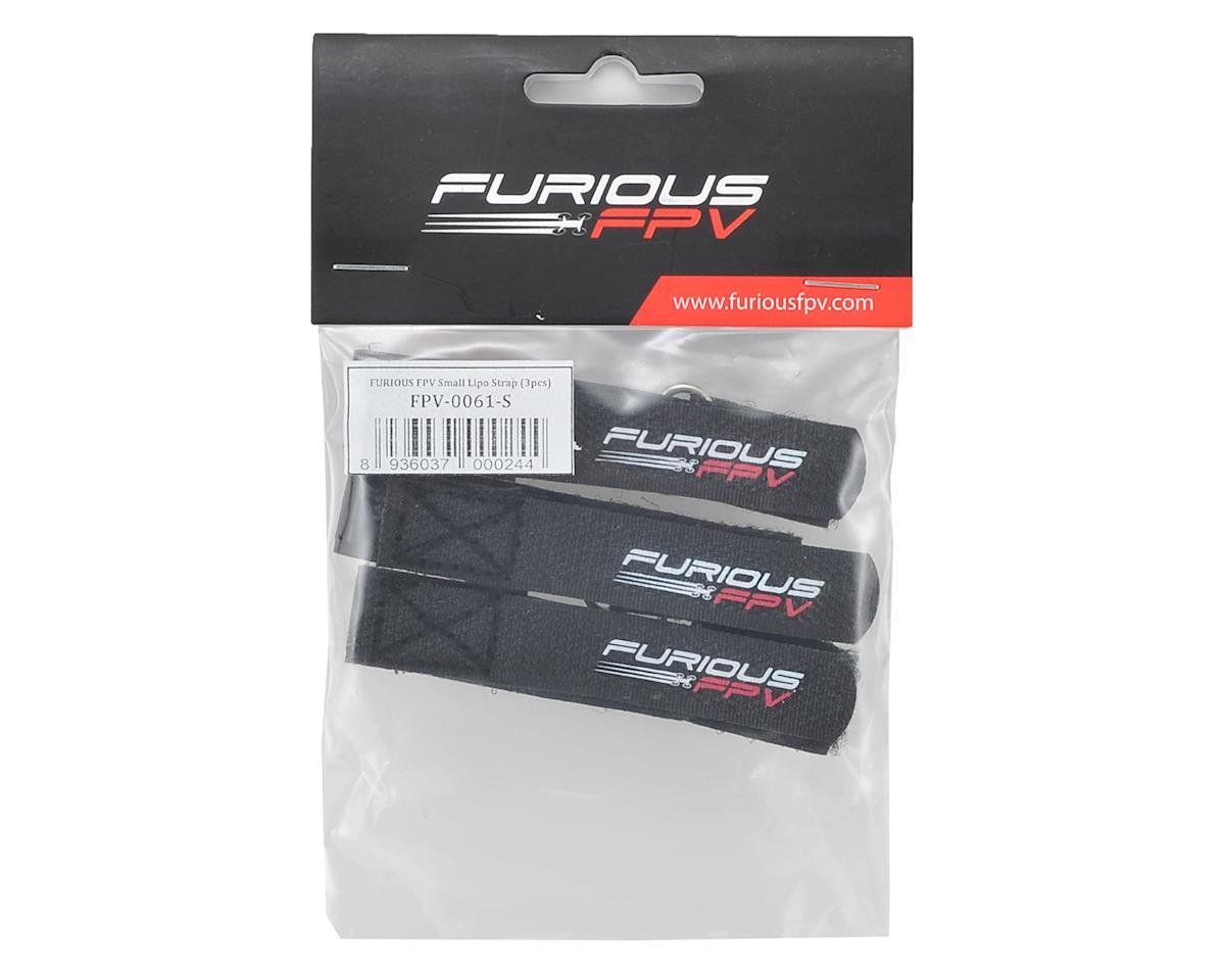 Furious FPV Small Lipo Strap (3) (200mm)