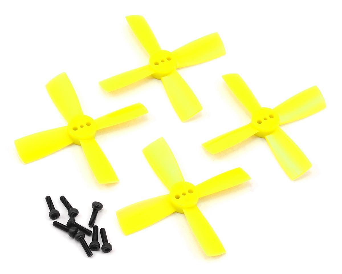 Furious FPV High Performance 1935-4 Propellers (2CW & 2CCW) (Yellow)