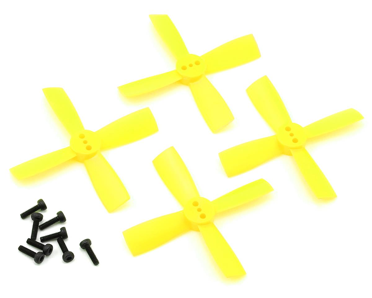 Furious FPV High Performance 2035-4 Propellers (2CW & 2CCW) (Yellow)