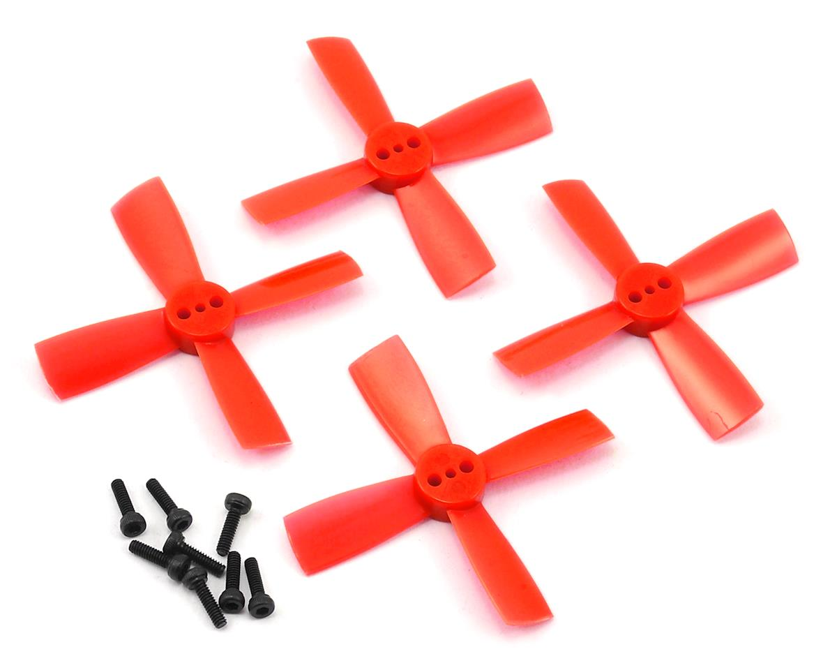 Furious FPV High Performance 1935-4 Propellers (2CW & 2CCW) (Red)