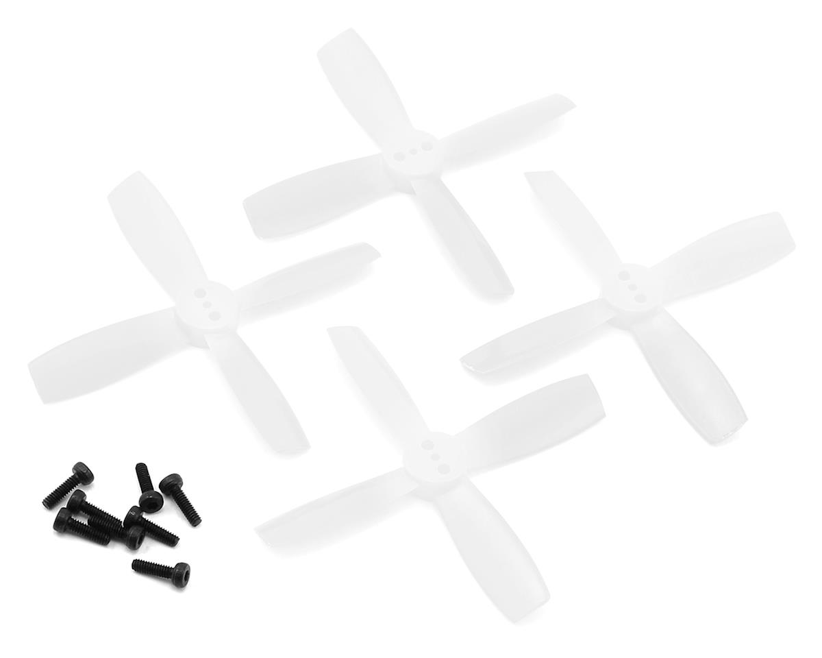 Furious FPV High Performance 2435-4 Propellers (2CW & 2CCW) (Transparent)