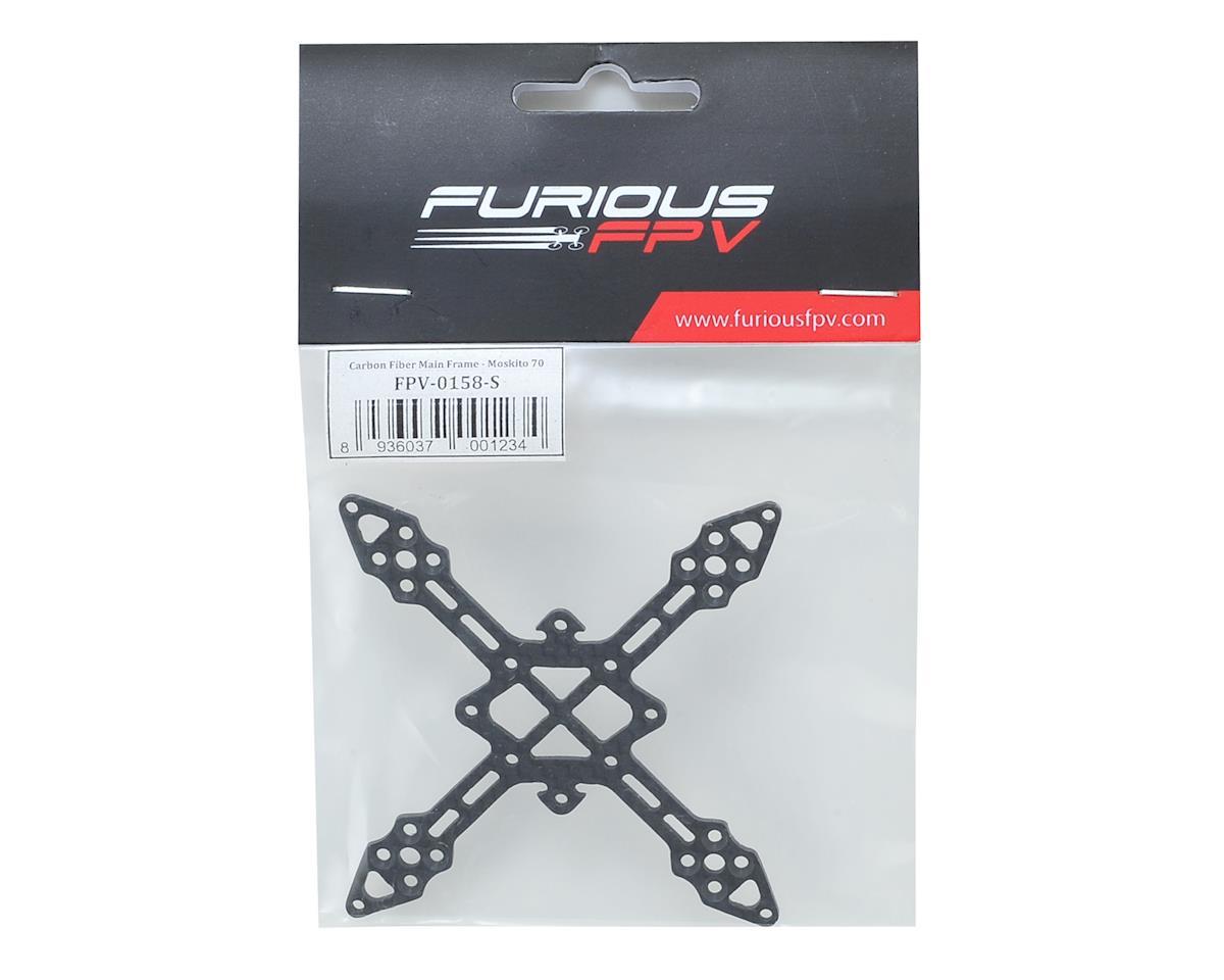 Furious FPV Carbon Fiber Main Frame