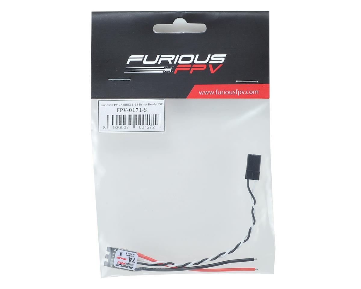 Furious FPV 7A Brushless BLHeli_S ESC w/DShot