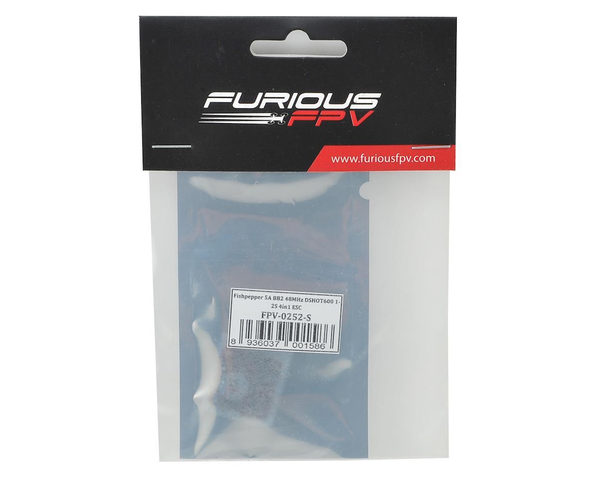 Furious FPV Fishpepper 5A 4-in-1 Brushless ESC