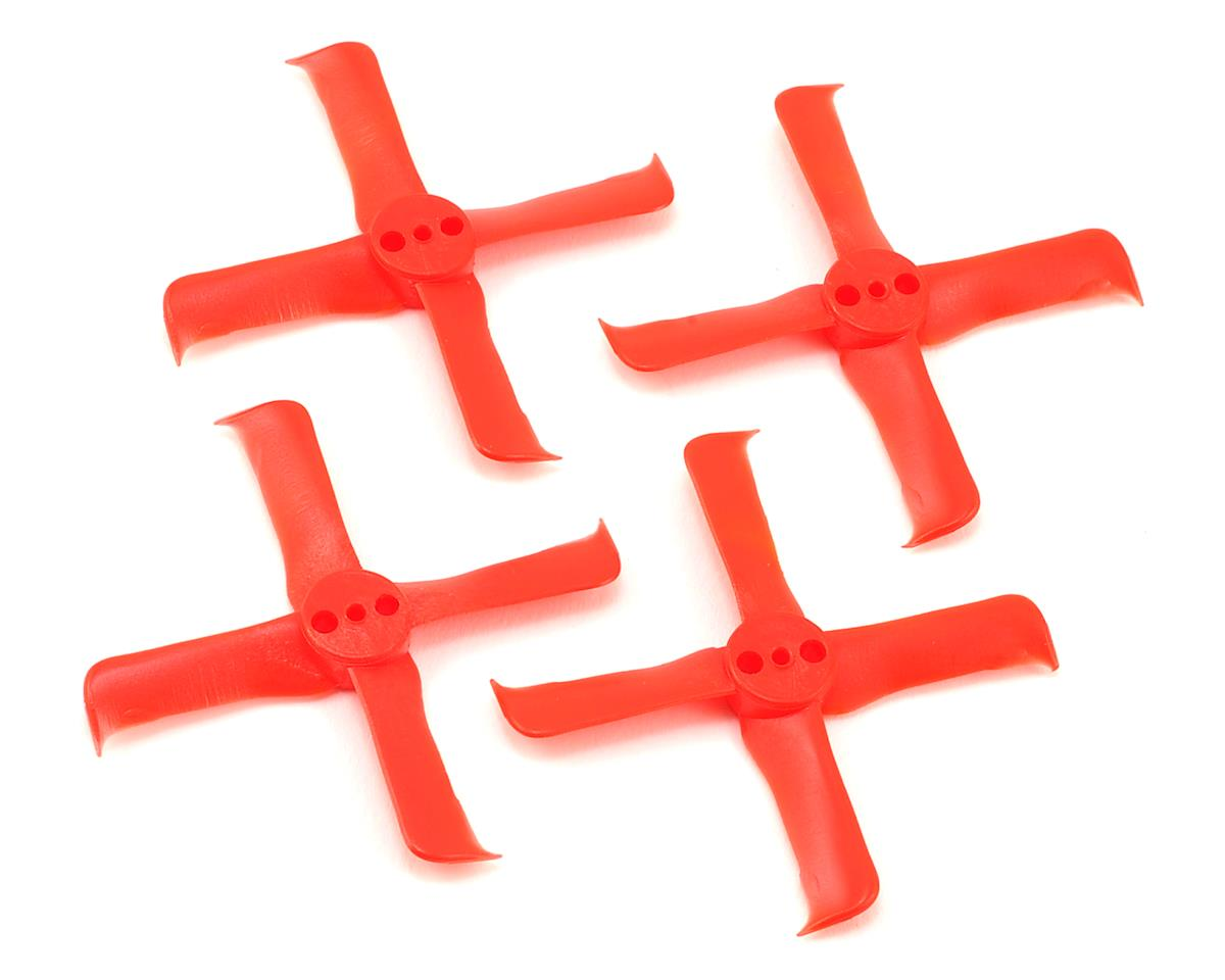 Furious FPV Fleek Prop 1936-4 Propellers (2CW & 2CCW) (Red)