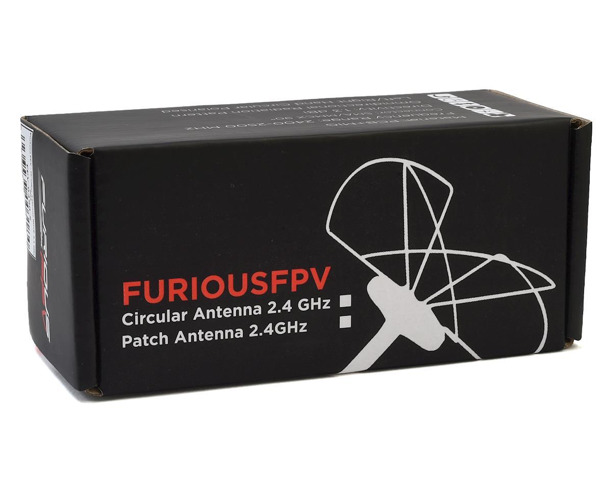 Furious FPV Circular Antenna RHCP 2.4 GHz (MMCX 90)
