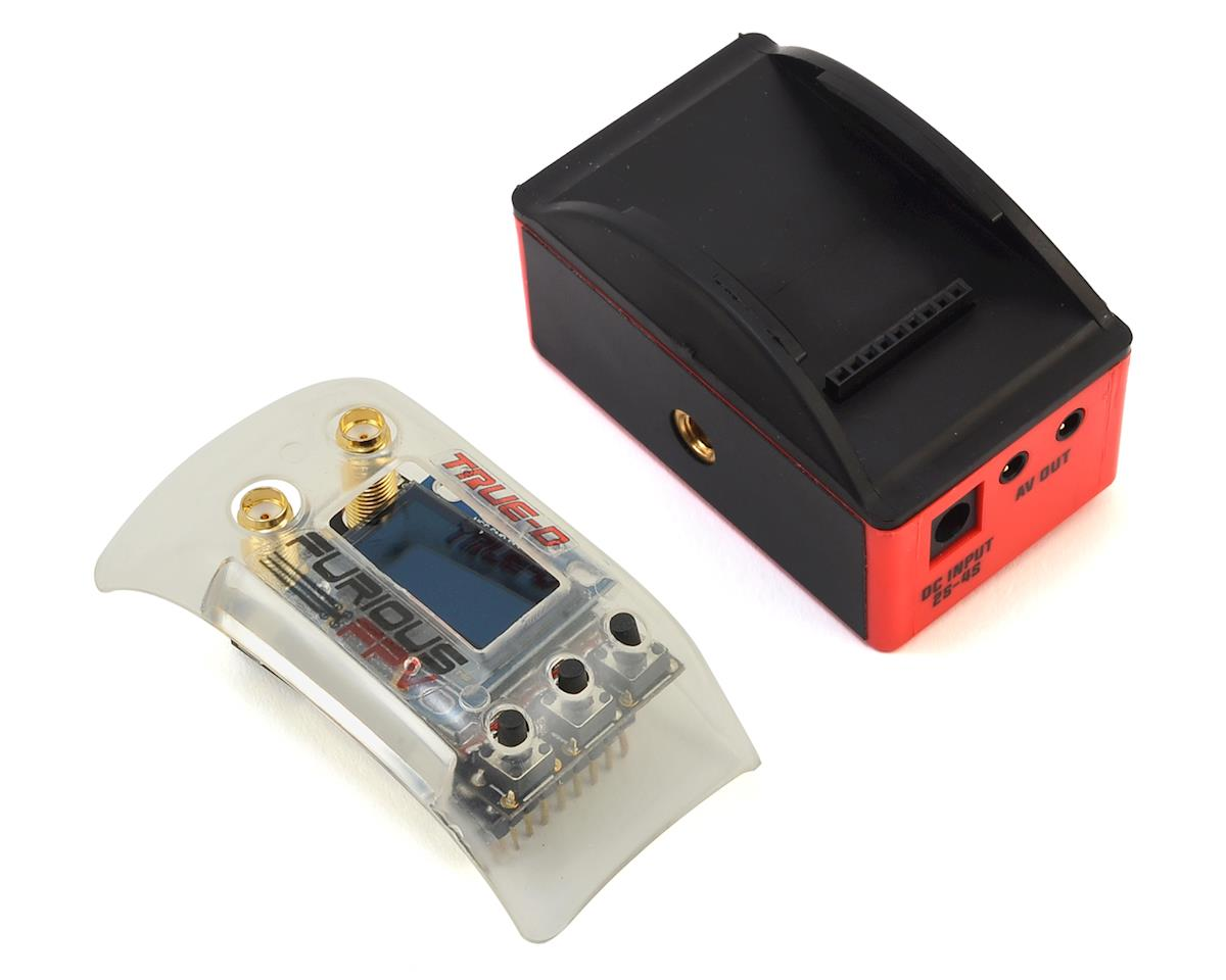 Furious FPV Dock-King Combo w/True-D 5.8 GHz Video Receiver Module