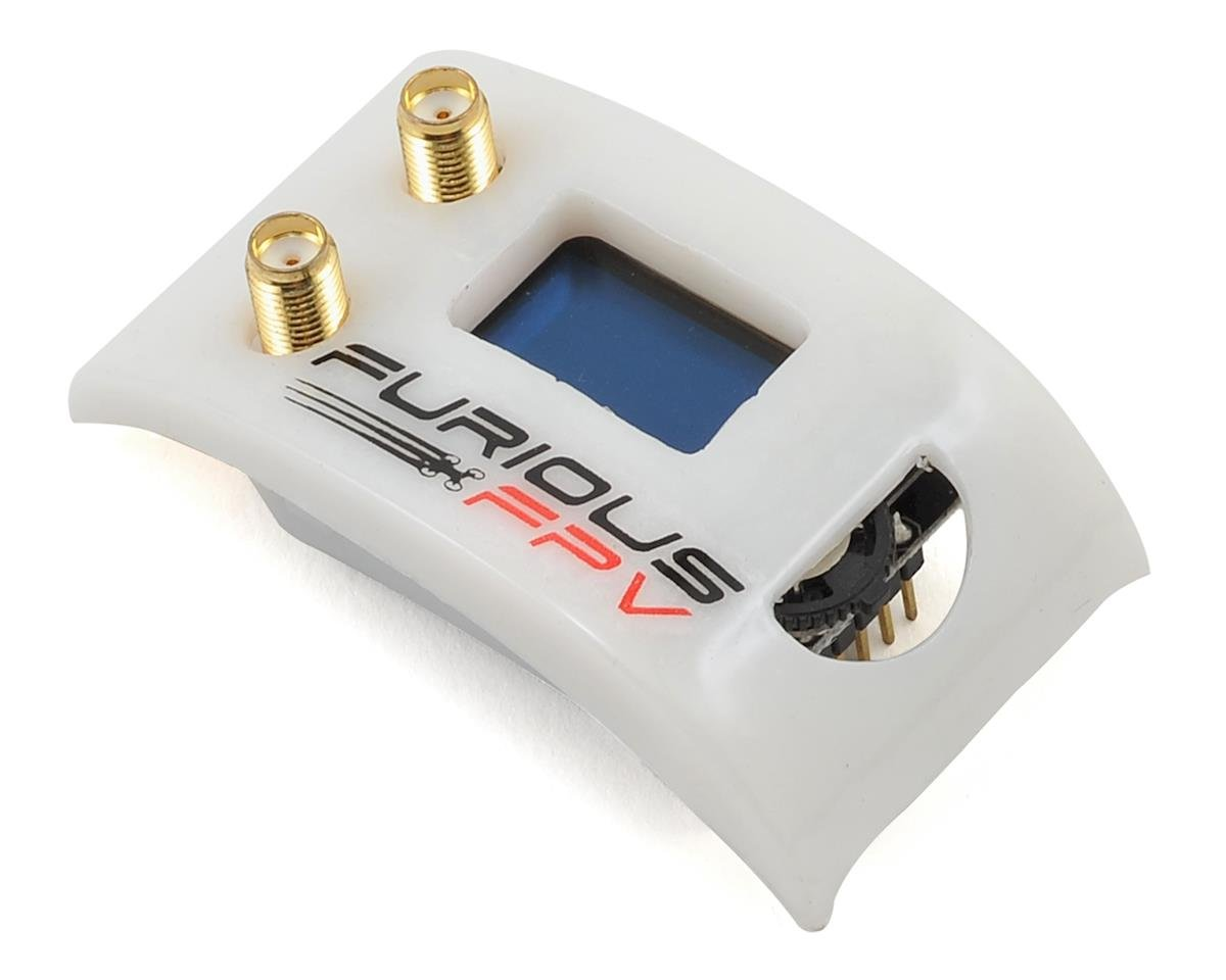 Furious FPV True-D Diversity Fat Shark 5.8Ghz Receiver