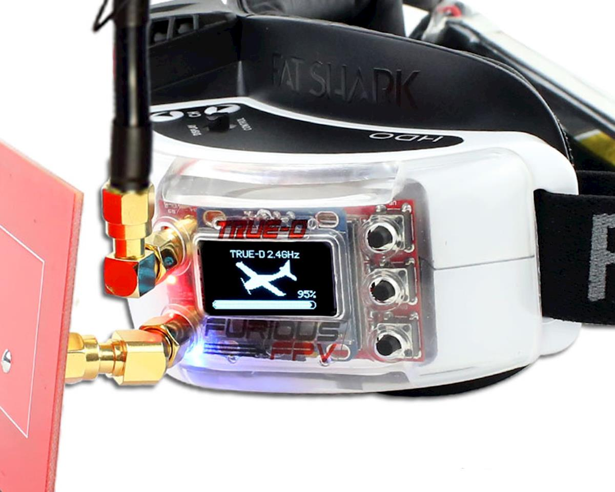True-D 2.4GHz Diversity Receiver System (Clarity Redefined) by Furious FPV
